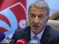 Trabzonspor Kulübü Başkanı Ağaoğlu Taraftardan Destek İstedi