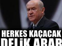 Bahçeli'den CHP ve Kılıçdaroğlu'na ağır sözler