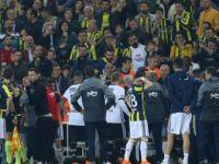 Fenerbahçe-Beşiktaş Derbisine İlişkin Soruşturma