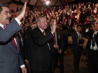 Maduro: 'Türkiye İnsanlık Tarihine Katkı Sağlayan Bir Ülke'
