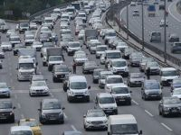 TUİK, Trafikteki Taşıt Sayısı 600 Bin Arttı