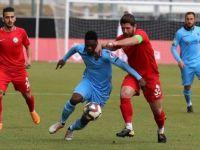 Trabzonspor Kupada Berabere Kaldı: Trabzonspor 2-2 Sivas Belediyespor