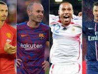 Başarılarına Karşın Yılın Futbolcusu Seçilmeyen Yıldızlar