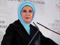 Emine Erdoğan: Kadınlarımızın Söz Sahibi Olmasını Destekliyoruz