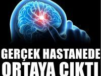 Beynini amipler yedi!