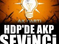 AKP'nin adayı HDP'de sevinç yarattı