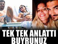 Ebru Şallı'dan aldatma açıklaması