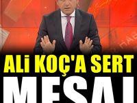 Fatih Portakal Fenerbahçe'deki krize noktayı koydu