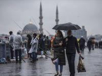 Meteoroloji, Marmara'da Kuvvetli Yağış Bekleniyor
