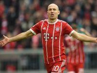 Hollandalı Yıldız Robben 'İkna' Edici Transfer Tekliflerine Açık