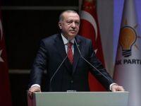Erdoğan: 'Paris'te Yaşananlar Karşısında Kör, Sağır ve Dilsiz Oldular'