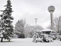 Meteoroloji'den Ankara İçin Kar Yağışı Uyarısı