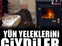 Türkiye'deki zamlara tepki: Yün yelekliler