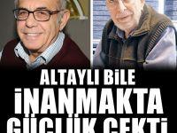 Fatih Altaylı: 'Herhalde Zaytung haberidir' dedim