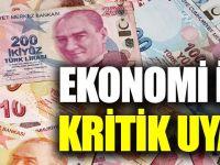 Türkiye'de ekonomik durgunluk ufukta