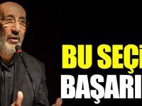 Abdurrahman Dilipak'tan AKP'ye kötü haber