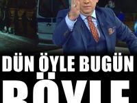 Erkan Tan, Gezi'de Erdoğan'a böyle seslenmiş