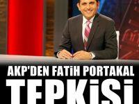 Fatih Portakal'a tuhaf uyarı