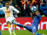 Galatasaray UEFA Avrupa Şampiyonlar Ligi'nde