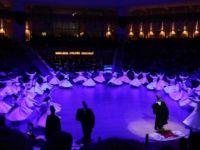 'Mevlana'yı Anma Törenlerinin Beşinci Günü
