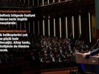 Erdoğan: 'Fırat'ın Doğusuna Harekat Birkaç Gün İçinde Başlayacak'