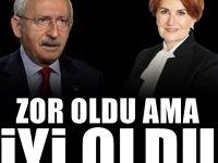 İşte İYİ Parti ve CHP'nin anlaşmaya vardığı iller...