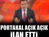 Fatih Portakal: Başıma bir şey gelirse...