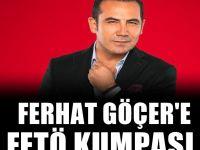 Ferhat Göçer'e asılsız FETÖ gözaltısı