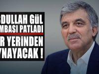 Abdullah Gül hakkında bir ŞOK iddia daha