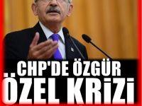 Kılıçdaroğlu fena yakındı! CHP'de Özgür Özel krizi