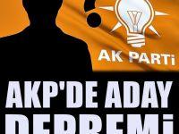 AKP'de aday krizi! 2 isim değişecek
