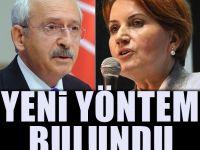 'CHP - İYİ Parti farklı bir yöntem deniyor'