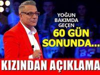 Kızı paylaştı! Mehmet Ali Erbil 60 günün sonunda...