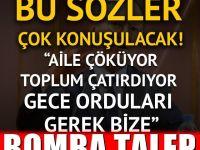Türkiye'de buda mı olacak? Gece orduları