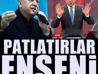 Erdoğan'dan Fatih Portakal'a bir uyarı daha: Haddini bilmezsen...
