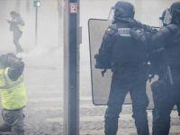 Fransa İçişleri Bakanı Castaner'den Sarı Yeleklilere Tepki: Yeter Artık