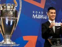 UEFA Şampiyonlar Ligi'nde Kura Çekimi Yapıldı