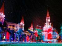'Turizmin Başkenti' Yılbaşı Hazırlıklarını Sürdürüyor