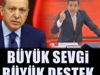Fatih Portakal'dan dikkat çeken teşekkür mesajı