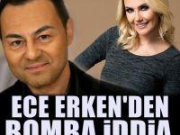 Ece Erken'den Serdar Ortaç ifşası: Eski sevgilimle...