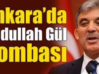 'Abdullah Gül parti kuruyor' iddiasına dikkat çeken yanıt
