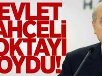 Devlet Bahçeli'den Erdoğan açıklaması: İhtiyaç yok