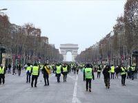 Fransa'daki Gösterilerde can kaybı Sayısı 10'a Yükseldi