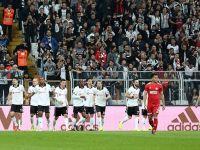 Beşiktaş İlk Yarıda Beklentileri Karşılayamadı