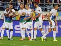 Çaykur Rizespor'un Süper Lig'deki İlk Yarı Performansı