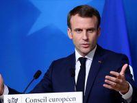 Macron'un Otoritesi Zarar Gördü