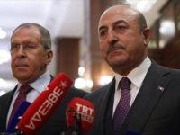 Bakan Çavuşoğlu: 'Terör Örgütlerinin Suriye'den Temizlenmesi Konusunda Ortak İrademiz Var'