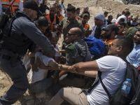 İsrail Güçleri 2018'de 6 Bin 489 Filistinliyi Gözaltına Aldı