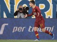 Roma, Milli Futbolcu Cengiz Ünder İle Kazandı