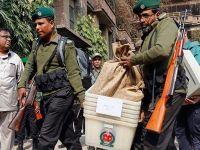 Bangladeş'teki Seçimlerde olaylar çıktı!